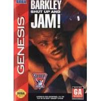 Barkley Shut Up and Jam! Megadrive