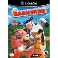Barnyard Gamecube