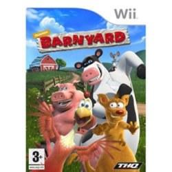 Barnyard Nintendo Wii