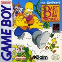 Bart & the Beanstalk Gameboy