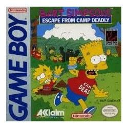 Bart Simpsons Escape Gameboy
