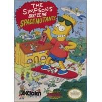 Bart Vs Space Mutants NES