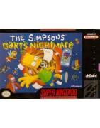 Bart's Nightmare SNES