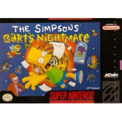 Bart's Nightmare