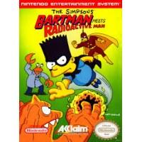 Bartman Meets Radioactive Man NES