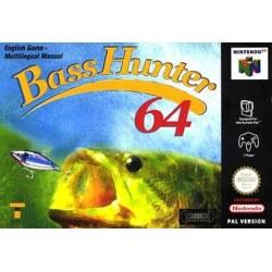 Bass Hunter 64 N64