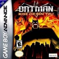 Batman - Rise Of Sin Tzu Gameboy Advance