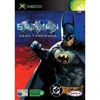 Batman  Dark Tomorrow Xbox Original