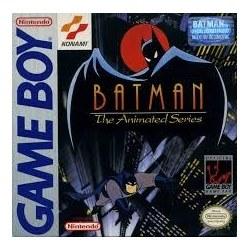 Batman Animated Gameboy