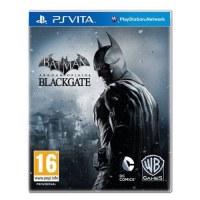 Batman Arkham Origins Blackgate Playstation Vita