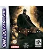 Batman Begins Gameboy Advance