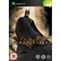 Batman Begins Xbox Original