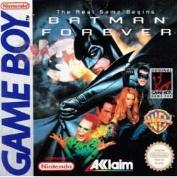 Batman Forever Gameboy