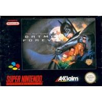 Batman Forever SNES