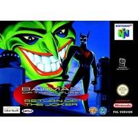 Batman of the Future Return of the Joker N64