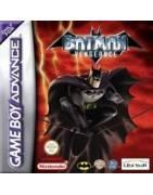 Batman Vengeance Gameboy Advance