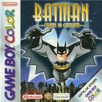 Batman Chaos in Gotham Gameboy