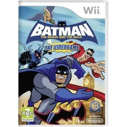 Batman: The Brave and the Bold The Video Game Nintendo Wii