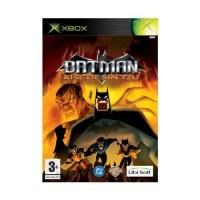 Batman: The Rise of Sin Tzu Xbox Original