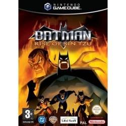 Batman: The Rise of Sin Tzu