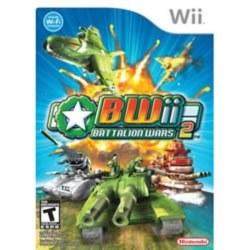 Battalion Wars 2 Nintendo Wii