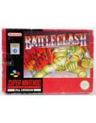 Battle Clash SNES
