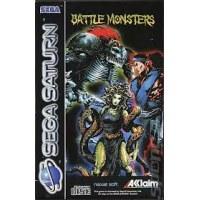 Battle Monsters Saturn