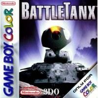 Battle Tanx Gameboy
