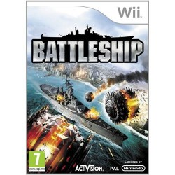 Battleship Nintendo Wii