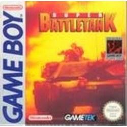 Battletank Gameboy