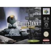 BattleTanx Global Assault N64