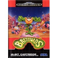 Battletoads Megadrive