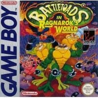Battletoads in Ragnaroks World Gameboy