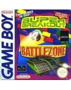 Battlezone/Super Breakout Gameboy