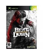Beat Down Fist of Vengeance Xbox Original