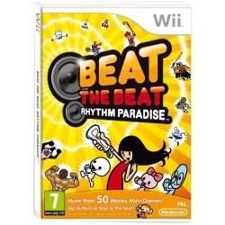 Beat the Beat Rhythm Paradise Nintendo Wii