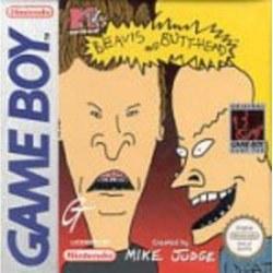 Beavis & Butthead Gameboy