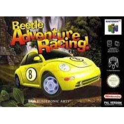Beetle Adventure Racing N64