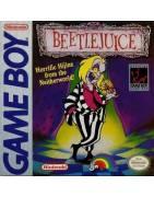 Beetlejuice Gameboy