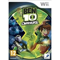 Ben 10 Omniverse Nintendo Wii