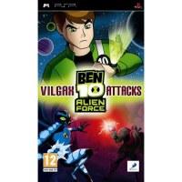 Ben 10 Alien Force Vilgax Attacks PSP