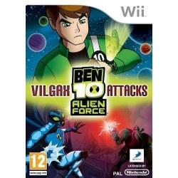 Ben 10 Alien Force Vilgax Attacks Nintendo Wii