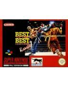 Best of the Best Karate SNES