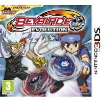 Beyblade Evolution 3DS