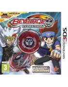 Beyblade Evolution Collectible Toy Bundle 3DS