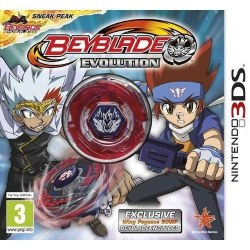 Beyblade Evolution...