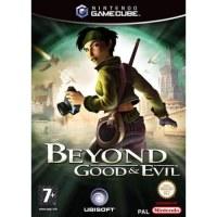 Beyond Good & Evil Gamecube