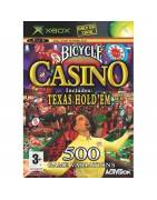 Bicycle Casino Xbox Original