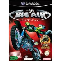 Big Air Freestyle Gamecube