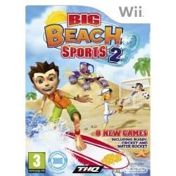 Big Beach Sports 2 Nintendo Wii